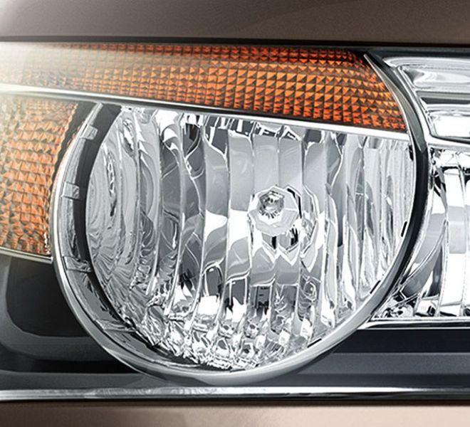 Automotive Mahindra Bolero Power Plus Exterior-4