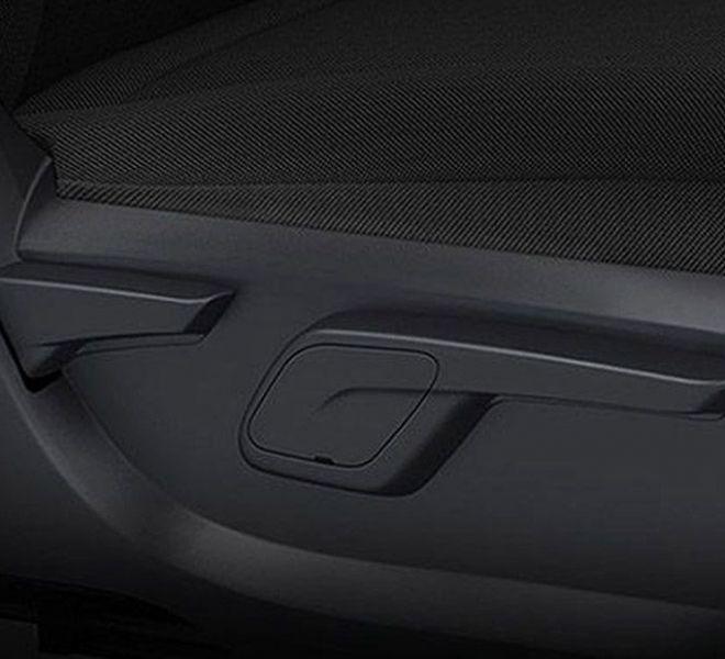 Automotive Mahindra KUV 100 NXT Interior-11