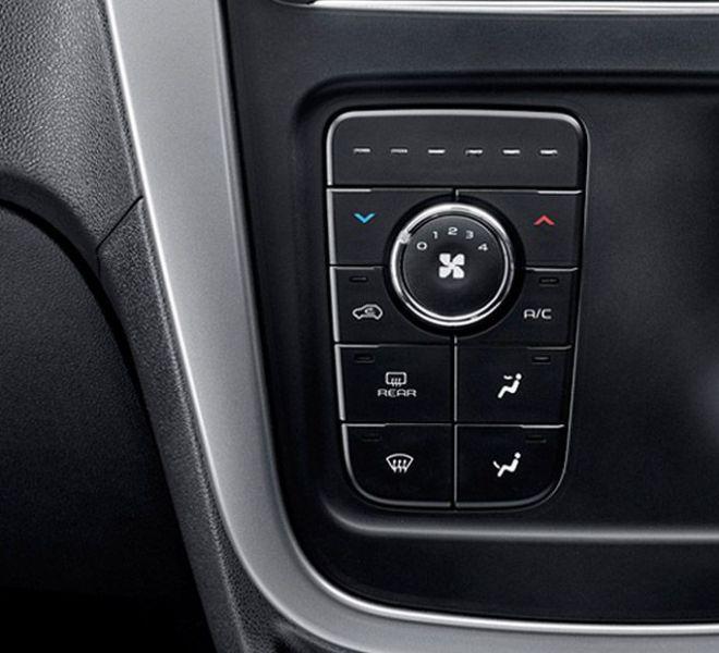 Automotive Mahindra KUV 100 NXT Interior-5