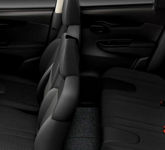 Automotive Mahindra KUV 100 NXT Interior-9